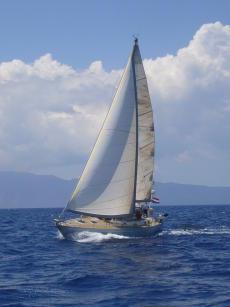 C.I. Albatross 46 Sail Yacht
