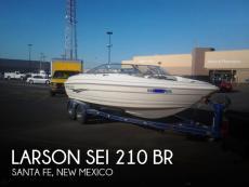 2002 Larson SEI 210 BR