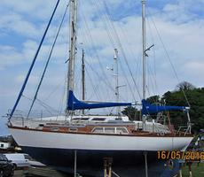 Holman Sovereign 32 Ketch