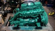 Volvo Penta MD17c 36hp Marine Diesel Engine Package