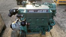 Volvo Penta MD22 50hp Marine Diesel Engine Package