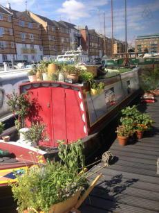 Narrowboat for Rent in London - South Dock Marina SE16 - 1000pcm