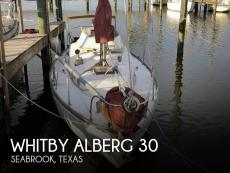1966 Whitby Boat Works Alberg 30