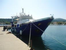 MULTI-PURPOSE FISHING TRAWLER