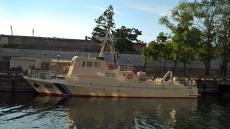 Crew boat, Patrol boat, Pilot,  Aluminium 12mm