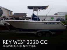 1999 Key West 2220 CC