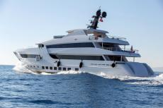 47mt LUXURY STEEL  MOTORYACHT