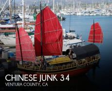 1962 Chinese Junk 34