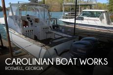 2009 Carolinian Boat Works Carolinian 28 Express