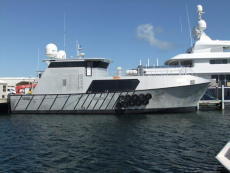 24m GBB Expedition / Support Vessel