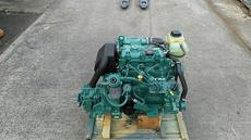 Volvo Penta D1-30 29hp Marine Engine Package