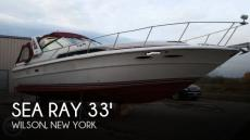 1987 Sea Ray 340 Sundancer