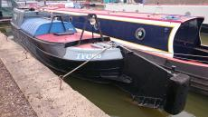 Tycho. 45ft Middle Northwich Iceboat