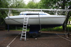 1996 Hunter Ranger 265