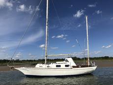 Nantucket Clipper Yawl Sailng Yacht