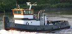 Tug Pushboat TBN