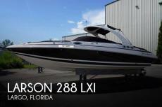 2009 Larson 288 LXI