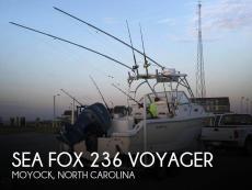 2015 Sea Fox 236 Voyager