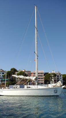 META OM 33 Outremer, ready to go