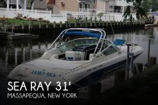1991 Sea Ray 310 SS Sun Sport