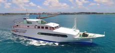 300pax Resaurant Cruise Vessel