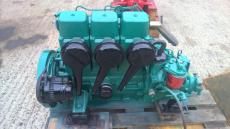 Volvo Penta MD17d 36hp Marine Diesel Engine Package