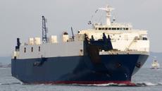 5164DWT RORO Cargo Vessel