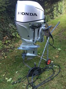 Honda marine engines for sale uk used honda marine for Used honda outboard motors for sale