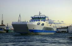 NEW BUILT DOUBLE END FERRY
