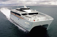 224' FAST ROPAX FERRY