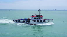 19m Class VIII Supply Vessel
