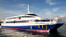 151' FAST ROPAX FERRY