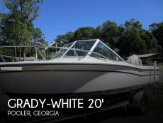 1991 Grady-White 190 Tournament