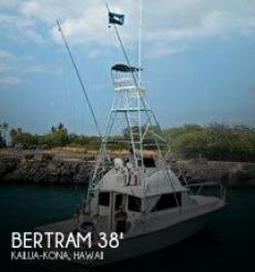 1972 Bertram 38