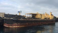25.75m Tanker Barge (Sullage)