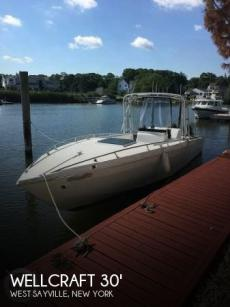1980 Wellcraft 30 Scarab Sport