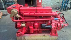 Scania DN11 210hp 11 Litre Marine Diesel Engine & Gearbox Package