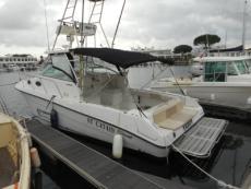 2006 SEASWIRL 2901 STRIPER