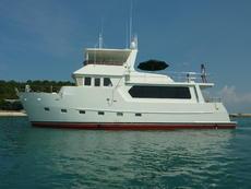 Bruce Roberts - Steel Trawler Yacht TY620