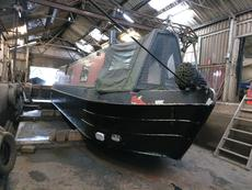 Narrowboat recent survey