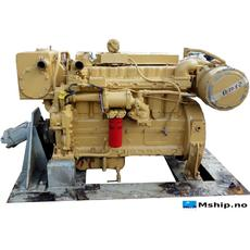 Caterpillar 3306 fitted with hydraulic pump