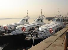 Aluminium Crew Boats x 3 Sisters