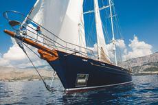 Classic Steel built Sailing Ketch