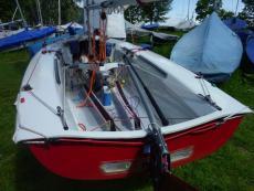 Kestrel 2000 Sail Number 1616
