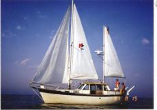 1980 NAUTICAT 33