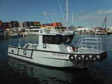 11.7 metre Utility/Tender Vessel