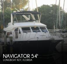 1998 Navigator 5300 Classic