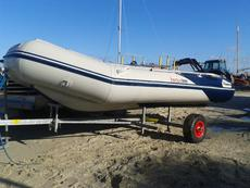 3.8M Honwave & 15HP Outboard
