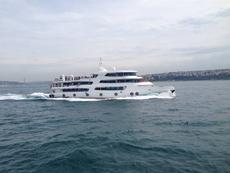 49mt PASSENGER SHIP FOR SALE