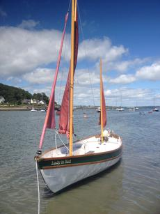 2006 Drascombe Lugger Excellent Condition - REDUCED PRICE